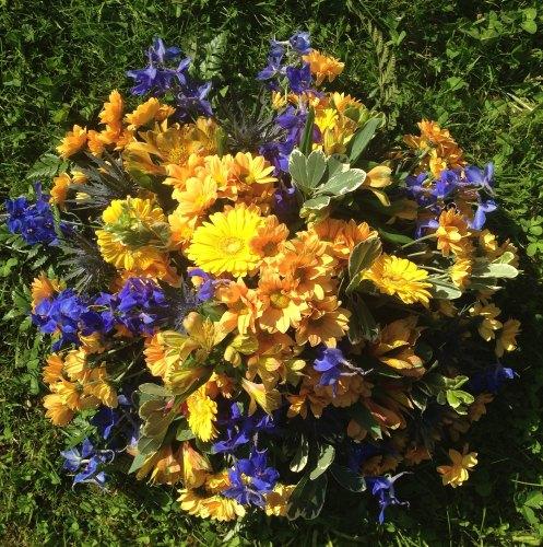 Posy Wreath