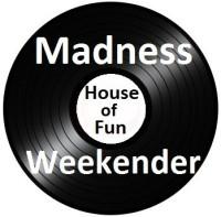 madness weekender Butlins Minehead 2016