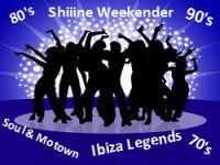 butlins BIG weekends, 70's 80's 90's adult breaks