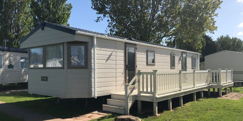 New 4 Bedroom, 10 berth static caravan Butlins Minehead