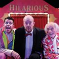 Circus Hilarious Butlins Minehead family entertainment