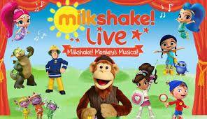 Butlins Minehead Resor t 2020 entertainment Milkshake live