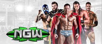 Wrestling at Butlins in 2020