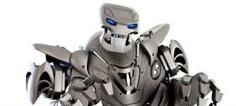 Titan the Robot see him at Butlins in 2020