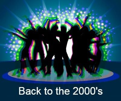 Back to the 2000's Adult Weekender
