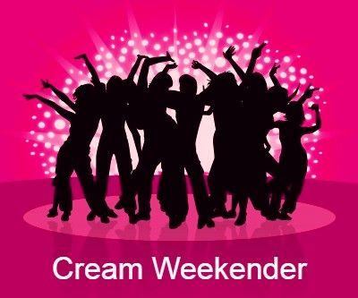 Cream Weekender Butlins Minehead