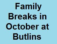 <!--008-->Butlins Minehead Caravan Hire in October