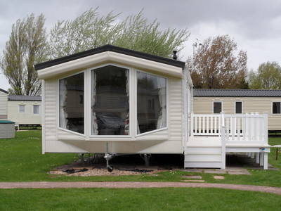 static caravan rentals at Butlins Minehead