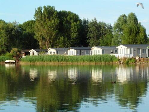 Butlins Minehead Lakeside Caravan