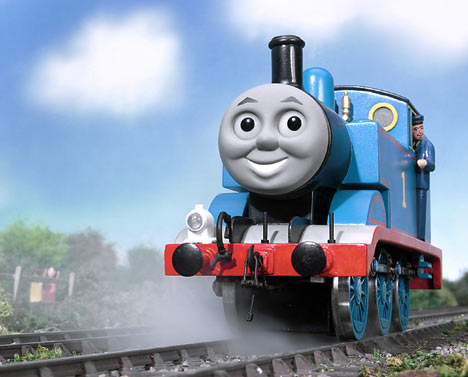 thomas the tank engine and friends at butlins