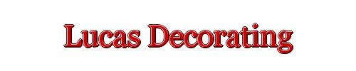 www.lucasdecorating.co.uk, site logo.
