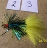 1 pk of 10 wet flies.no23.