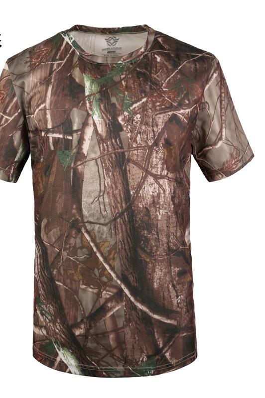 Hunting/Fishing Camo t shirt