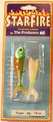 Starfire fishing lure by The Producers. Topaz jig 1oz.