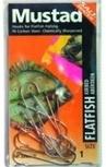 Mustad flatfish hooks.ref 32601N.