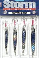 Storm silverheads lures 4pk 18-48gr.