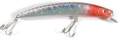 Bass/pike shallow dive lures x 3.<*{{{><