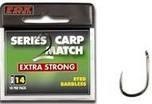 FOX series 2 carp match extra strong hooks.