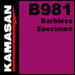 Kamasan specimen eyed hooks x 20 mixed pkts.