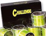 Challenge yellow fishing Line bulk 4oz spools x 6.