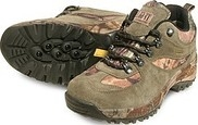 TFG camo X-trail XP low boot size 10.