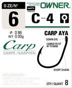 OWNER AYA 50924 carp hooks