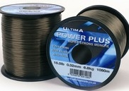 REDUCED TO CLEAR. ULTIMA power plus fishing line 4oz spool