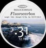 Fladen Maxximus Fluorocarbon line 100m.