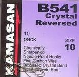 Kamasan B541 crystal reversed.