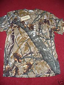 New FUSION Camo t shirt.