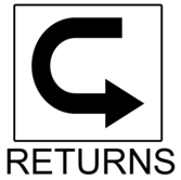 ****RETURNS POLICY