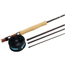 Abu Diplomat fly rod & reel