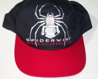 Spiderwire Base ball cap.