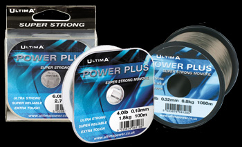 Ultima.100m spool powerplus.