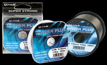 Ultima.300m spool powerplus.