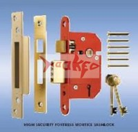 ERA mortice 5 lever sash door lock.