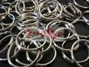25mm Heavy duty High quality nickel split rings x 100.
