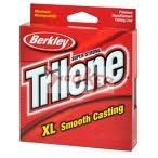 Berkley Trilene XL nylon leader material 8lb line