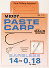Middy paste carp incorporating wire coil system #18.