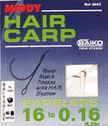 Middy hair carp #16. b/less.
