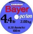Kamasan Bayer perlon fishing line.