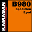 Kamasan B980 specimen hooks #20. x 5pkts