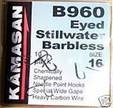 Kamasan B960 eyed stillwater b/less #20. x 5 pkts