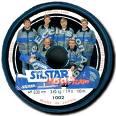 Silstar Match team fishing line 100m spool.