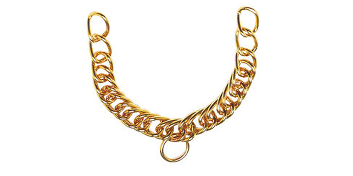 Brass curb Chain