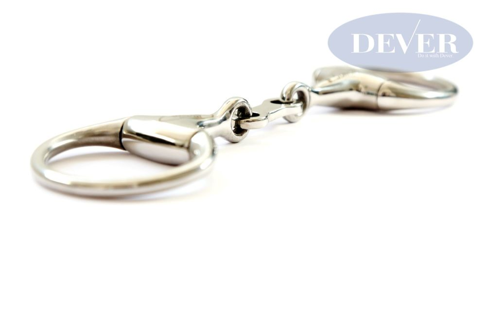 Dever Curved Eggbutt French Link