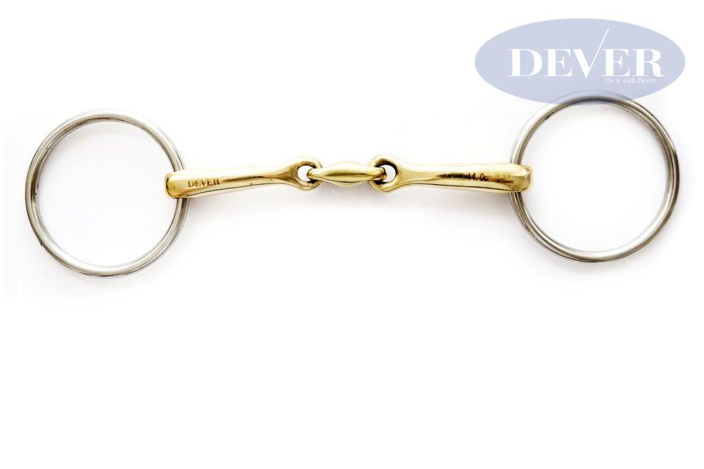 Dever Copper Lozenge loose ring