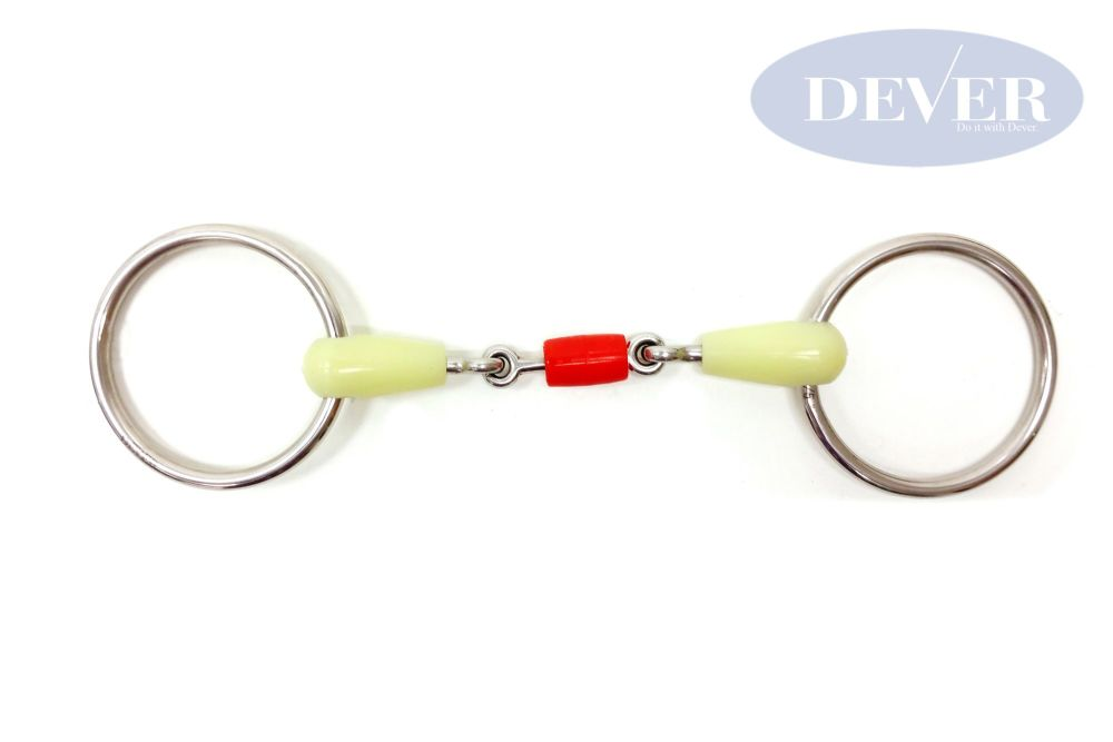 Dever Loose Ring Apple Mouth with Peanut Lozenge