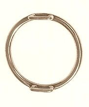 Tattersall Ring Bit - 41/2