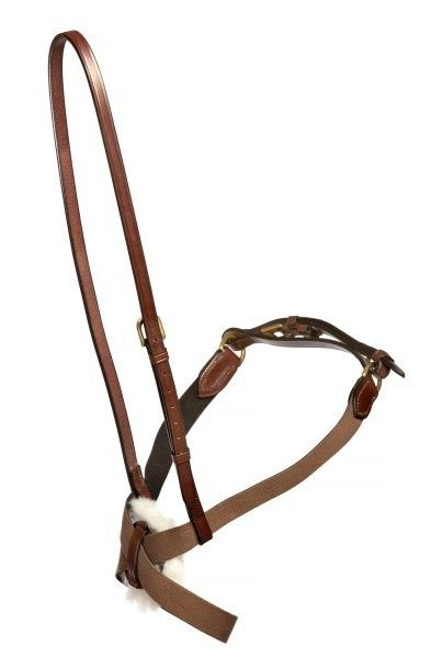 Stephens Elasticated Grackle Noseband